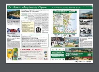 a840e0f5c7 Santa Margherita Ligure & Portofino 2015 – La Repubblica Genova – 6 Giugno  2015